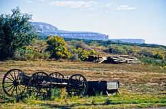 Paesaggio di sud-ovest Immagine Stock
