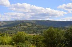 Paesaggio di Trans-Baikal Fotografie Stock Libere da Diritti
