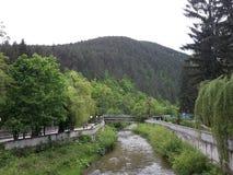 Paesaggio di Velingrad fotografia stock libera da diritti