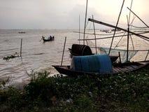 Paesaggio di vista del lago & della natura fotografie stock