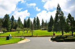 Paesaggio di Yosemite Immagini Stock