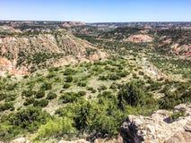 Paesaggio e canyon americani di sud-ovest Fotografia Stock Libera da Diritti