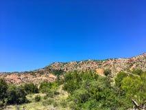 Paesaggio e canyon americani di sud-ovest Immagine Stock Libera da Diritti