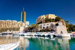 Malta Immagini Stock Libere da Diritti