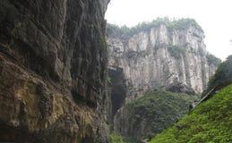 Paesaggio geologico Fotografie Stock