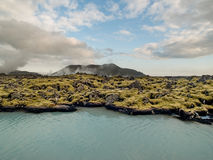 Paesaggio geotermico Islanda Immagini Stock