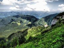 Paesaggio in Germania Fotografie Stock