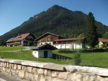 Paesaggio in Germania Immagine Stock