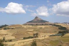 Paesaggio, Gondar, Etiopia Immagini Stock