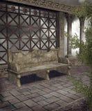 Paesaggio gotico 100 Immagini Stock Libere da Diritti