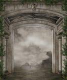 Paesaggio gotico 104 Immagini Stock
