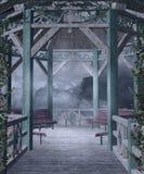 Paesaggio gotico 109 Immagini Stock Libere da Diritti
