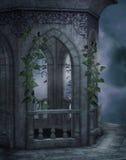Paesaggio gotico 31 Immagini Stock Libere da Diritti