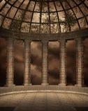 Paesaggio gotico 34 Immagine Stock Libera da Diritti