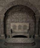 Paesaggio gotico 43 Immagine Stock Libera da Diritti