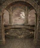 Paesaggio gotico 44 Immagine Stock Libera da Diritti