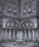 Paesaggio gotico 52 Fotografia Stock