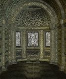 Paesaggio gotico 54 Fotografie Stock