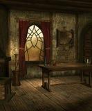 Paesaggio gotico 55 Fotografia Stock Libera da Diritti