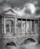 Paesaggio gotico Fotografie Stock Libere da Diritti
