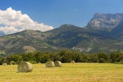 Paesaggio in Haute Provence Fotografie Stock Libere da Diritti