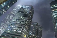 Paesaggio a Hong Kong fotografie stock libere da diritti