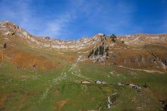Paesaggio II delle alpi di Bernese Immagine Stock Libera da Diritti