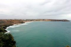 Paesaggio II (São Vicente Cape) di Algarve Fotografia Stock Libera da Diritti