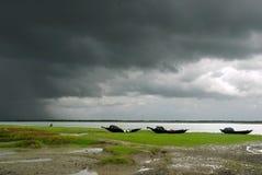 Paesaggio indiano fotografia stock