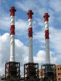 Paesaggio industriale 2 Fotografie Stock