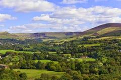 Paesaggio inglese Fotografia Stock