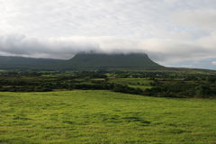 Paesaggio in Irlanda Fotografia Stock
