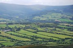 Paesaggio irlandese immagine stock
