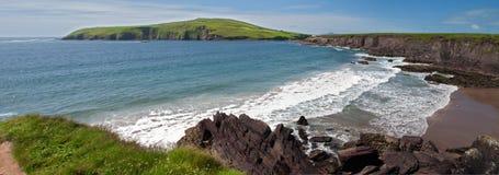 Paesaggio irlandese scenico della natura Fotografia Stock Libera da Diritti