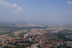 Paesaggio in Italia Fotografia Stock Libera da Diritti