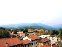 Paesaggio italiano fotografie stock