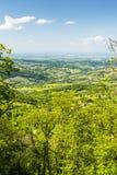 Paesaggio italiano: Piacenza fotografia stock