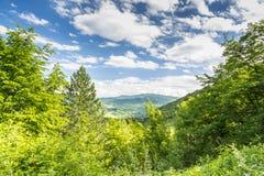 Paesaggio italiano: Piacenza immagini stock