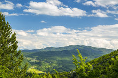 Paesaggio italiano: Piacenza fotografie stock