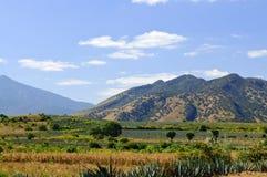 Paesaggio in Jalisco, Messico fotografia stock libera da diritti