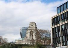 Paesaggio a Londra Fotografia Stock