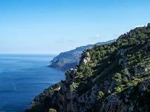 Paesaggio Mallorca Fotografia Stock