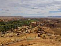 Paesaggio marocchino Immagine Stock
