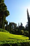 Paesaggio mediterraneo Fotografie Stock