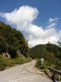 Paesaggio-montano Stockfoto