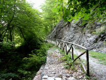 Paesaggio montano Zdjęcia Stock