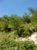 Paesaggio montano Zdjęcie Stock
