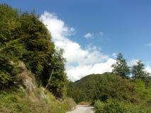 Paesaggio-montano Lizenzfreie Stockbilder