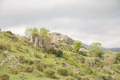 Paesaggio montano. Stock Photo