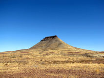 Paesaggio namibiano immagini stock